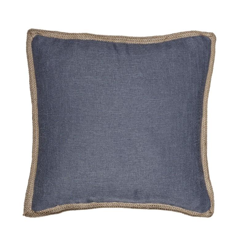 Aspen kuddfodral blå