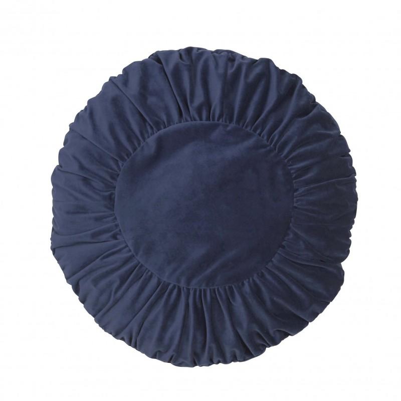 Kuddfodral Tilde Marinblå