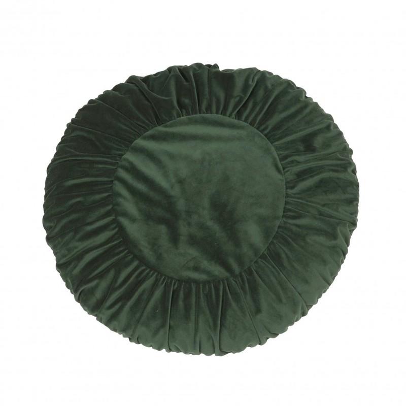 Kuddfodral Tilde mörkgrön