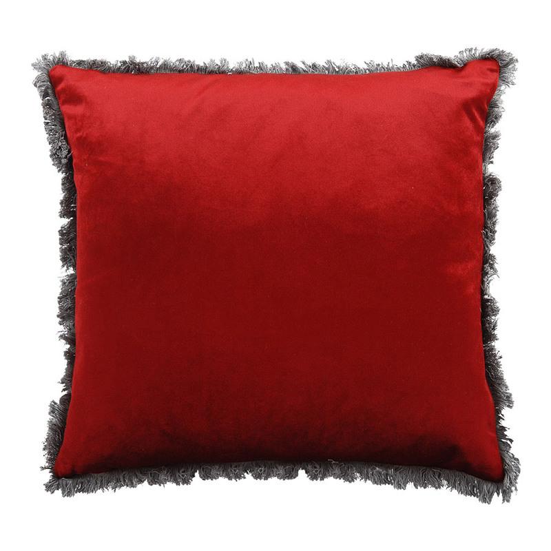 Kuddfodral Versailles röd