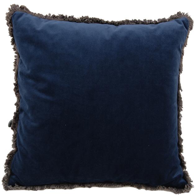 Kuddfodral Versailles mörkblå