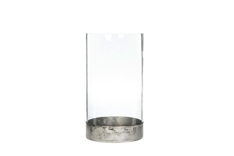 Ljuslykta Circum liten silver