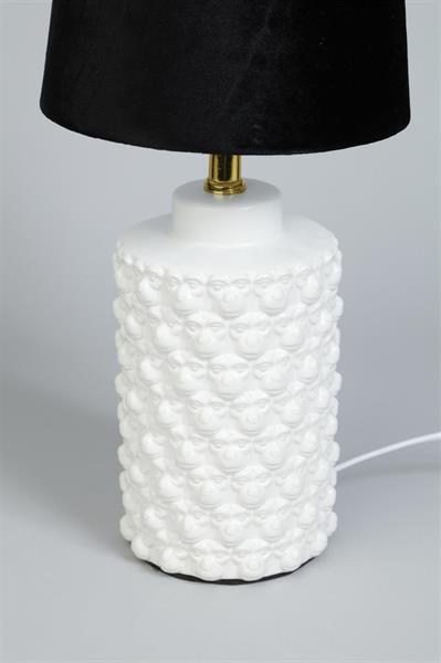 Lampfot Apa liten modell