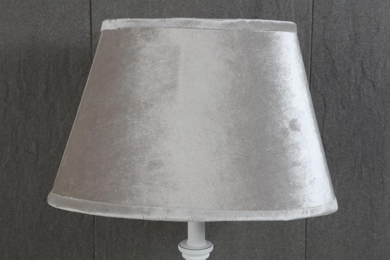 Lampskärm beige oval