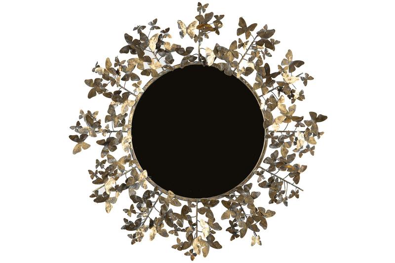 Spegel fjäril
