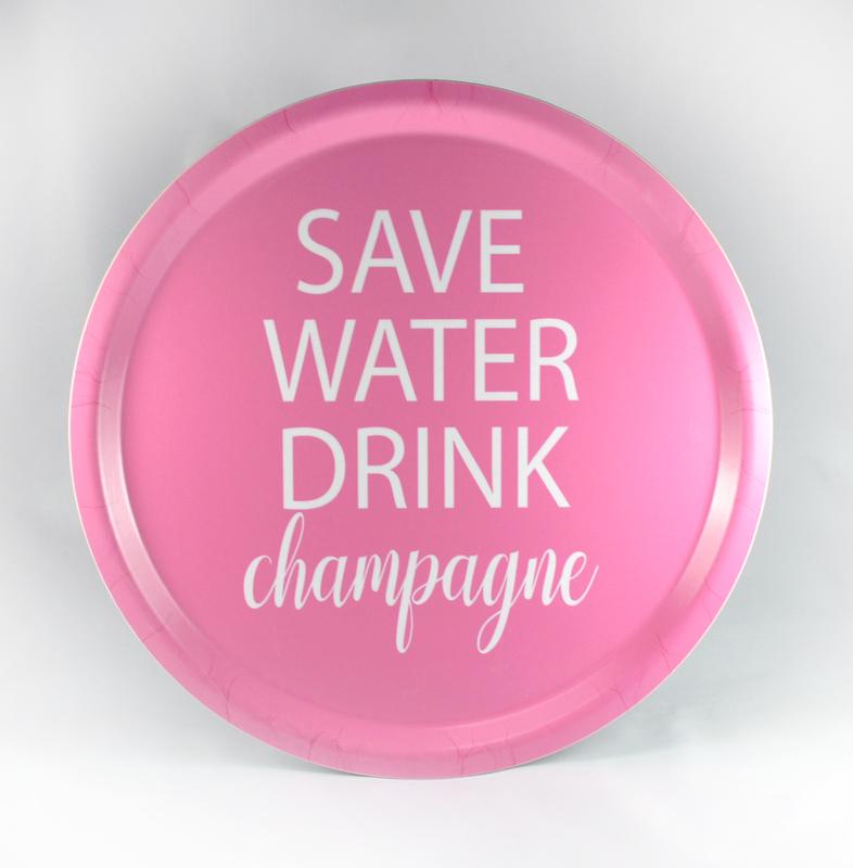 Bricka Save water ....
